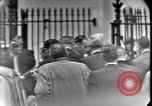 Image of Elected officials visit White House after Kennedy assassination Washington DC USA, 1963, second 8 stock footage video 65675037393