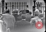 Image of Elected officials visit White House after Kennedy assassination Washington DC USA, 1963, second 10 stock footage video 65675037393