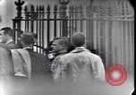 Image of Elected officials visit White House after Kennedy assassination Washington DC USA, 1963, second 12 stock footage video 65675037393
