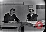 Image of Senator Abraham Ribicoff speaks about Kennedy assassination Washington DC USA, 1963, second 7 stock footage video 65675037395