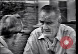 Image of Lyndon Johnson Texas United States USA, 1963, second 3 stock footage video 65675037397