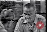 Image of Lyndon Johnson Texas United States USA, 1963, second 5 stock footage video 65675037397