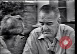 Image of Lyndon Johnson Texas United States USA, 1963, second 6 stock footage video 65675037397