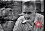 Image of Lyndon Johnson Texas United States USA, 1963, second 7 stock footage video 65675037397