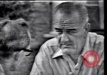 Image of Lyndon Johnson Texas United States USA, 1963, second 8 stock footage video 65675037397