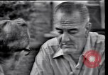 Image of Lyndon Johnson Texas United States USA, 1963, second 10 stock footage video 65675037397