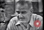 Image of Lyndon Johnson Texas United States USA, 1963, second 12 stock footage video 65675037397