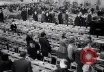 Image of World Peace Congress Warsaw Poland, 1950, second 7 stock footage video 65675037405