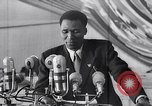 Image of World Peace Congress Warsaw Poland, 1950, second 8 stock footage video 65675037407