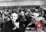 Image of World Peace Congress Warsaw Poland, 1950, second 1 stock footage video 65675037408