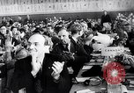 Image of World Peace Congress Warsaw Poland, 1950, second 2 stock footage video 65675037408