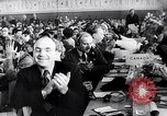Image of World Peace Congress Warsaw Poland, 1950, second 3 stock footage video 65675037408