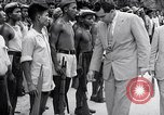 Image of Richard Nixon Angkor Cambodia, 1953, second 1 stock footage video 65675037410