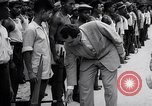 Image of Richard Nixon Angkor Cambodia, 1953, second 2 stock footage video 65675037410