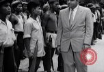 Image of Richard Nixon Angkor Cambodia, 1953, second 6 stock footage video 65675037410