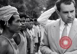 Image of Richard Nixon Angkor Cambodia, 1953, second 10 stock footage video 65675037410