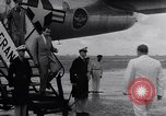 Image of Richard Nixon Vietnam, 1953, second 9 stock footage video 65675037411