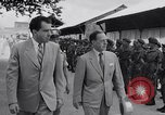 Image of Richarhd Nixon Saigon Vietnam, 1953, second 4 stock footage video 65675037413