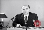 Image of Senator Joseph McCarthy defines Trumanism United States USA, 1953, second 5 stock footage video 65675037416