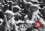 Image of Puerto Rican soldiers Puerto Rico, 1951, second 1 stock footage video 65675037430