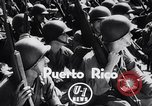 Image of Puerto Rican soldiers Puerto Rico, 1951, second 3 stock footage video 65675037430
