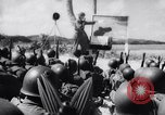 Image of Puerto Rican soldiers Puerto Rico, 1951, second 5 stock footage video 65675037430