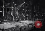 Image of circus benefit for New York Heart Fund New York City USA, 1951, second 10 stock footage video 65675037432