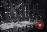 Image of circus benefit for New York Heart Fund New York City USA, 1951, second 11 stock footage video 65675037432