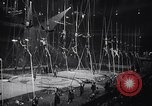 Image of circus benefit for New York Heart Fund New York City USA, 1951, second 12 stock footage video 65675037432