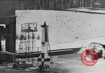 Image of A-4 missile Peenemunde Germany, 1942, second 1 stock footage video 65675037443