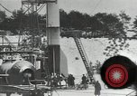 Image of A-4 missile launching in snow Peenemunde Germany, 1942, second 3 stock footage video 65675037444