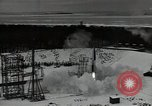 Image of V-2 missile launched from Test Stand VII Peenemunde Germany, 1943, second 2 stock footage video 65675037445