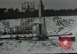 Image of A-4 missile Peenemunde Germany, 1942, second 5 stock footage video 65675037448