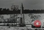Image of A-4 missile Peenemunde Germany, 1942, second 8 stock footage video 65675037448