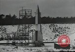 Image of A-4 missile Peenemunde Germany, 1942, second 9 stock footage video 65675037448