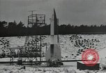 Image of A-4 missile Peenemunde Germany, 1942, second 12 stock footage video 65675037448