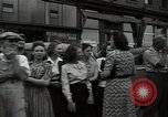 Image of Victory over Japan day North Platte Nebraska USA, 1945, second 7 stock footage video 65675037484