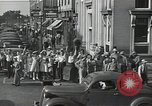Image of Victory over Japan day North Platte Nebraska USA, 1947, second 4 stock footage video 65675037487