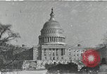 Image of United States Capitol Washington DC USA, 1952, second 1 stock footage video 65675037488
