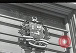 Image of Swiss embassy Washington DC USA, 1952, second 3 stock footage video 65675037490