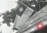 Image of Swiss embassy Washington DC USA, 1952, second 9 stock footage video 65675037490