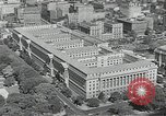 Image of Department of Commerce building Washington DC USA, 1952, second 1 stock footage video 65675037492