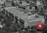 Image of Department of Commerce building Washington DC USA, 1952, second 2 stock footage video 65675037492