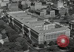 Image of Department of Commerce building Washington DC USA, 1952, second 4 stock footage video 65675037492
