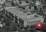 Image of Department of Commerce building Washington DC USA, 1952, second 5 stock footage video 65675037492