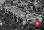 Image of Department of Commerce building Washington DC USA, 1952, second 6 stock footage video 65675037492