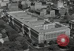 Image of Department of Commerce building Washington DC USA, 1952, second 8 stock footage video 65675037492