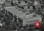 Image of Department of Commerce building Washington DC USA, 1952, second 9 stock footage video 65675037492