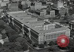 Image of Department of Commerce building Washington DC USA, 1952, second 10 stock footage video 65675037492