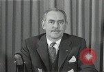 Image of Dean Acheson Washington DC USA, 1950, second 4 stock footage video 65675037497